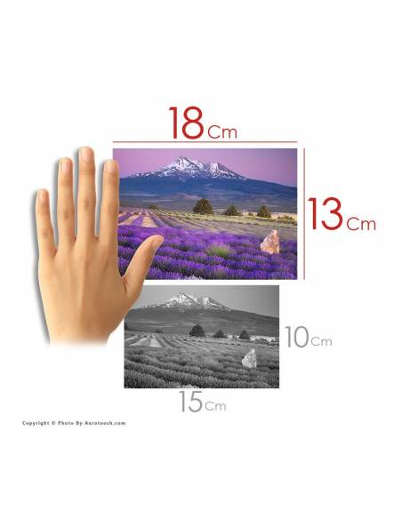 سفارش آنلاین چاپ عکس سایز 18*13