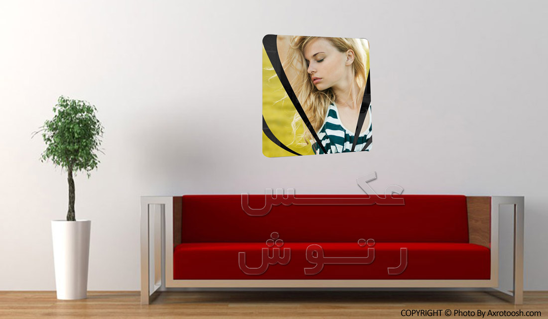 تخته شاسیدکوراتیو کد 1348 به همراه چاپ عکس