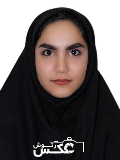 عکس پرسنلی پس از رتوش مناسب گواهینامه کارت ملی و مدرسه