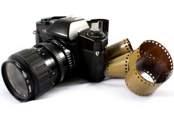 دوربین عکاسی آنالوگ