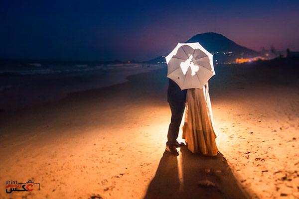 استفاده از زمان در عکاسی عروسی