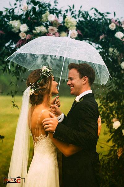 استفاده از ابزار در عکاسی عروسی
