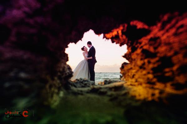 بررسی نمونه کار آتلیه عروس