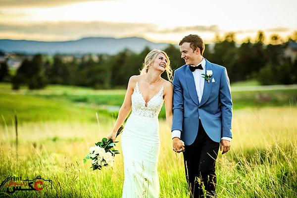ادیت عکس های مراسم عروسی