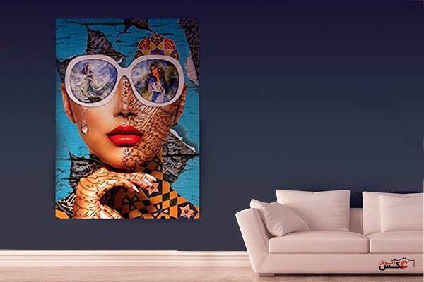تابلوها تصویر سازی و نقاشی